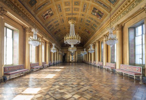 intérieur-du-palais-de-compiègne