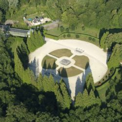 jardin de la paix - clairière de l'Armistice