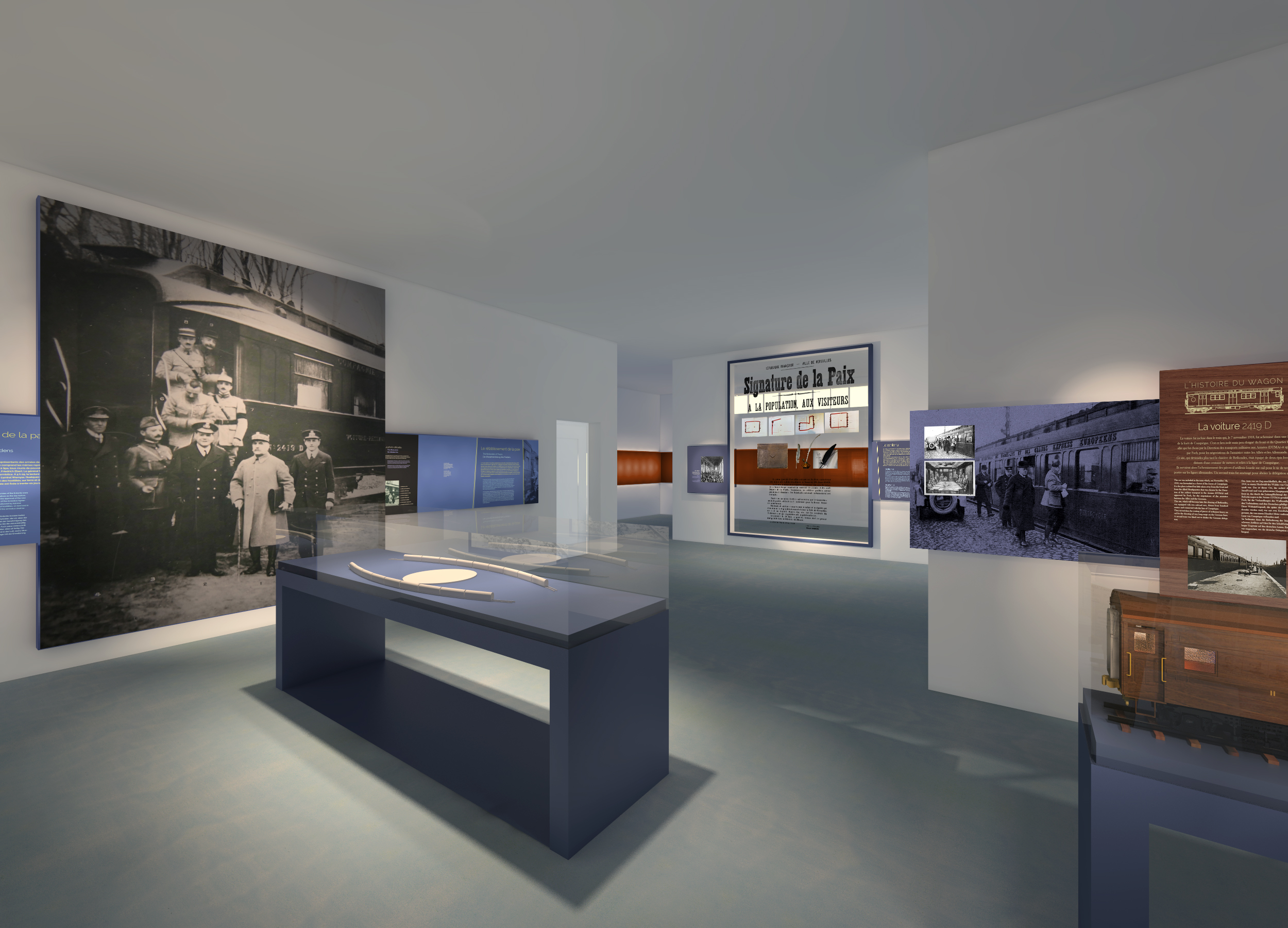la-salle-armistice-1918-scénographie